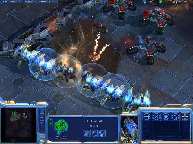 Starcraft 2 mmo