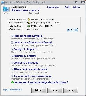 Advanced WindowsCare Personal