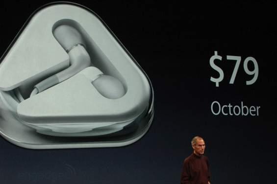 Apple écouteur