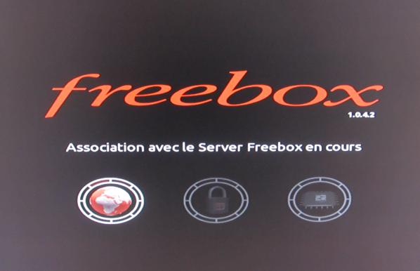 Freebox page erreur