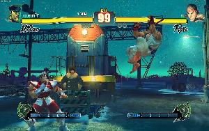 Skin Mr Bison Street Fighter 4
