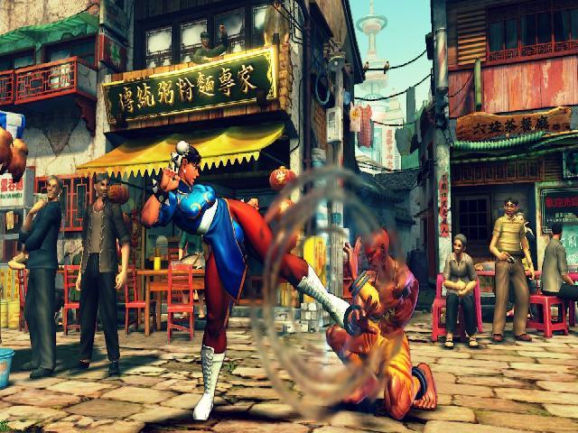 Chenli Dalsim sur Street Fighter 4