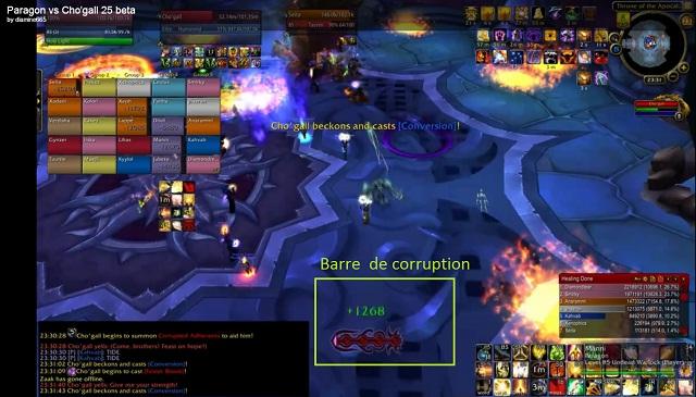Cho'gall raid