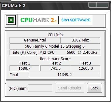 Cpu Mark