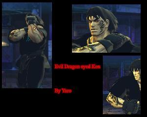 Skin Devil Ken Street Fighter 4