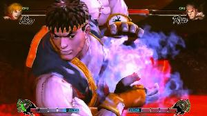 Skin Ryu Devil Street Fighter 4