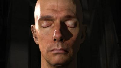 Human Head nvidia