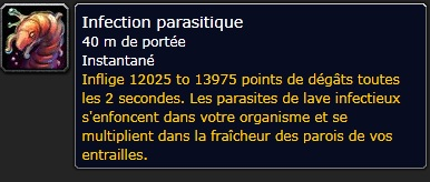 Infection Parasitique