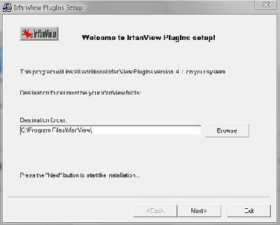 Irfanview Exif.dll
