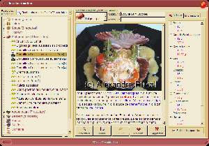 Logiciel de cuisine La Marmite