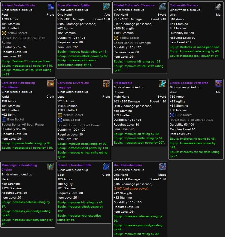 Loot raid 10