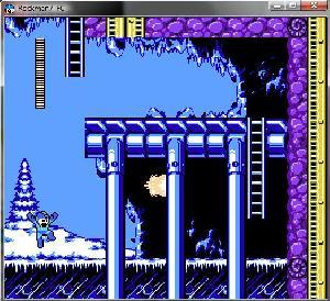 Megaman sur PC Rockman 7-FC