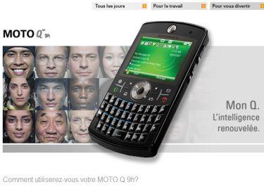Motorola Mon Q