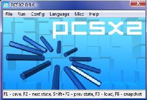 Emulateur PS2 sur PC PCSX2
