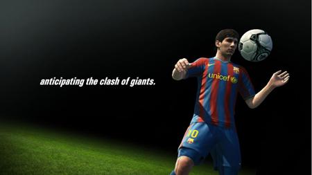 pes 2011 screenshot