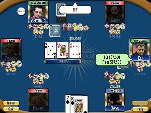 Jeu de Poker PC