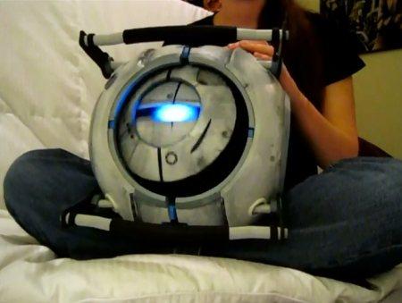 Portal 2 robot
