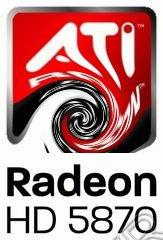 Radeon HD 5870 logo