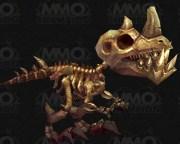 Raptor fossile