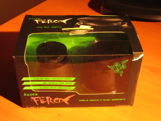 Razer Ferox boite