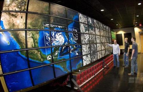 Plus grand écran au monde