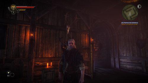 Witcher 2 Acte 1