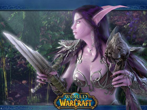 World of Warcraft nelfette