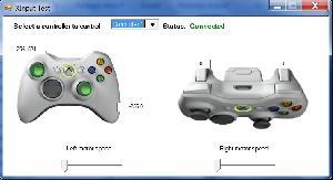 Emulateur Xbox 360 manette sur PC